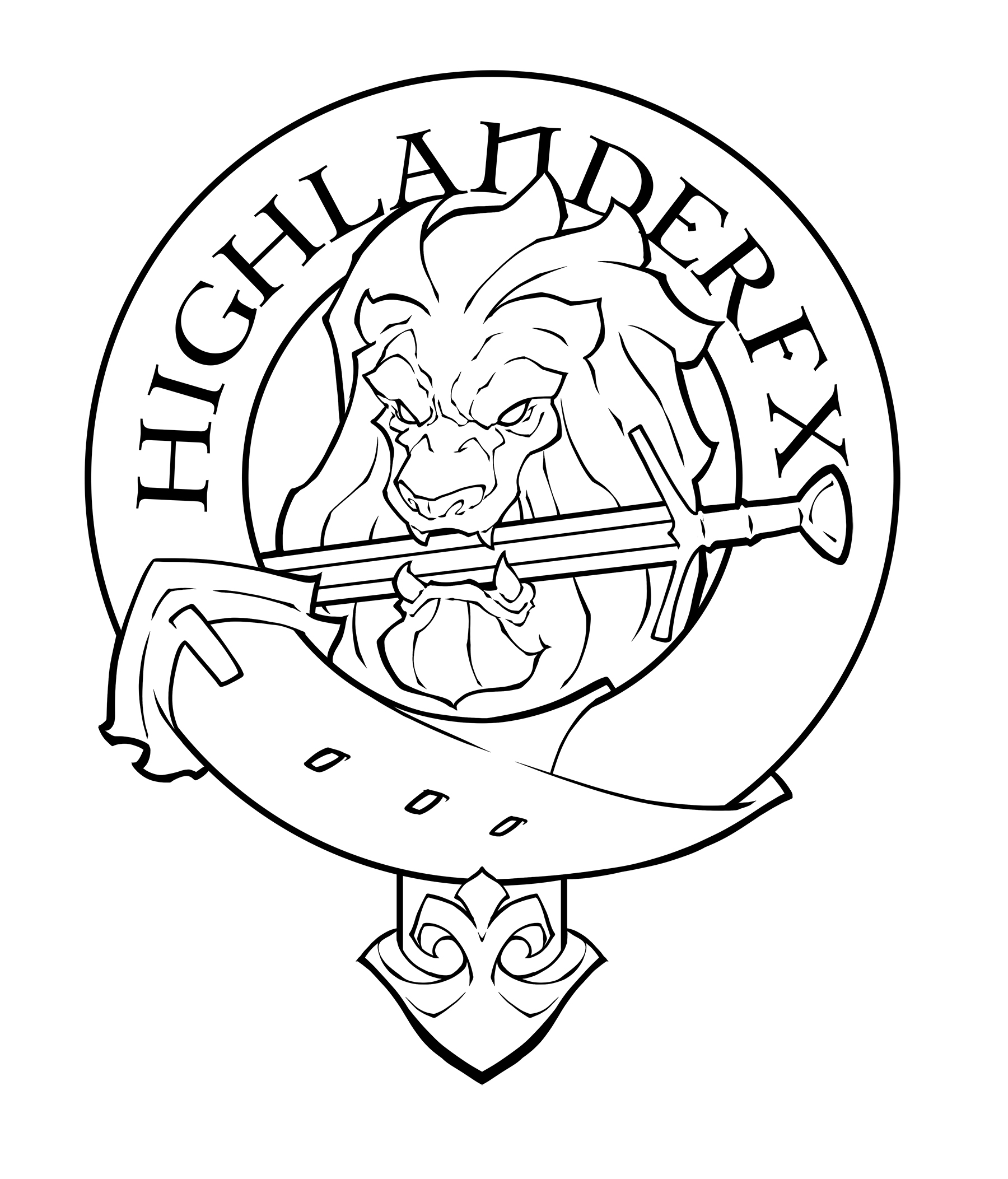 highlander props logo final